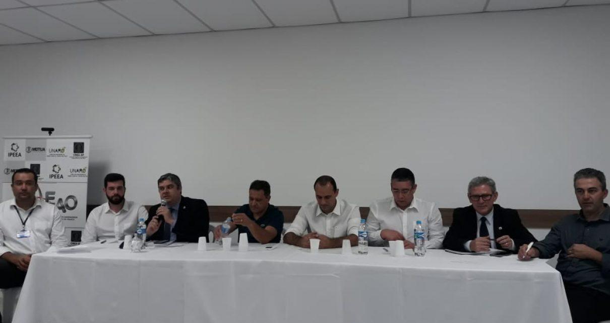 Reunião UNARO 2019