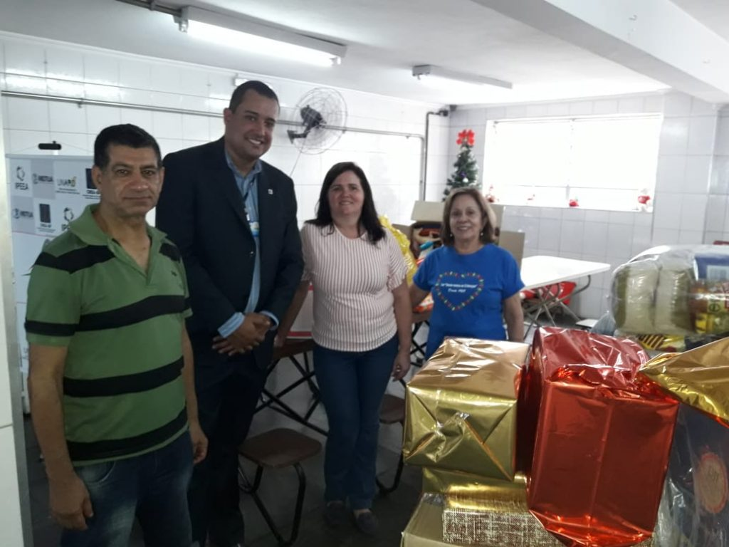 doação lar jesus entre as crianças