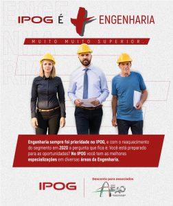IPOG Engenharia Osasco - Desconto Associados (AEAO)