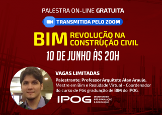 Palestra BIM Revolução na Construção