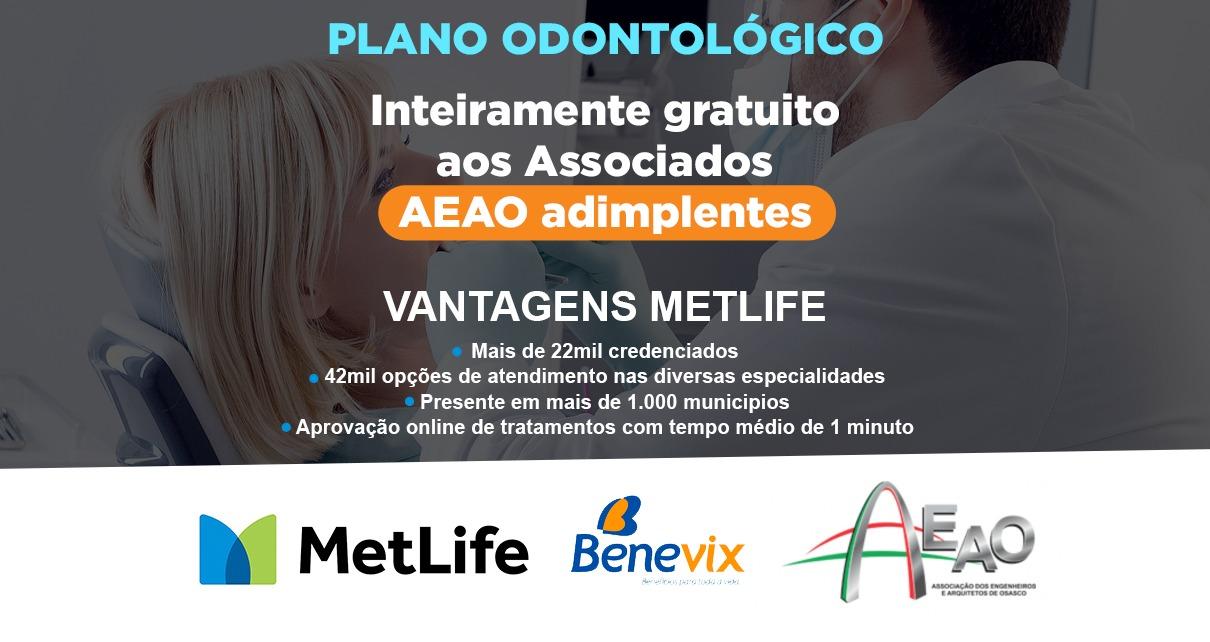 Plano Odontológico - Metlife