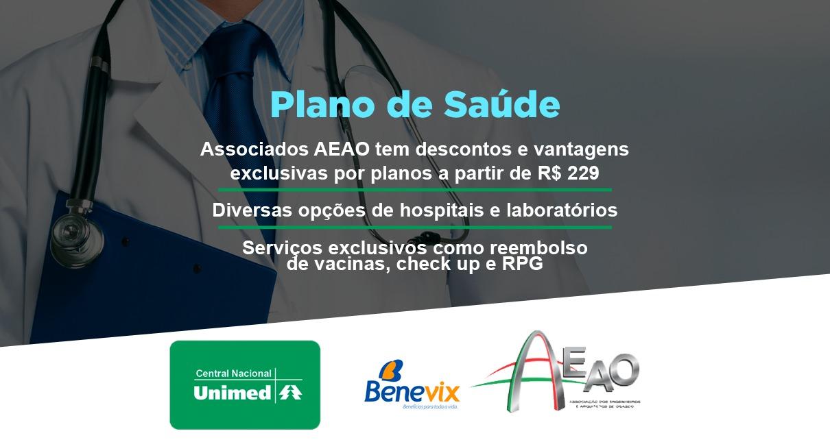 AEAO fecha parceria com a Benevix para descontos e condições especiais em plano de saúde